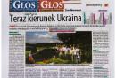Teraz kierunek Ukraina